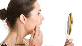 rụng tóc do nội tiết tố