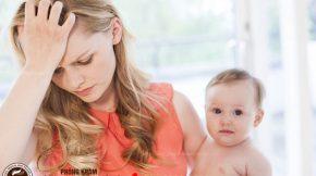 4 Mẹo ngăn ngừa rụng tóc sau sinh trước 3 tháng cho bà bầu