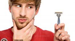 Hướng dẫn cách cạo râu đúng chuẩn và an toàn