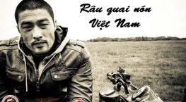 Những ngôi sao để râu quai nón đẹp nhất Việt Nam