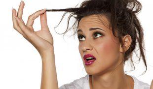 Tóc dầu và những bí quyết trị tóc dầu hiệu quả
