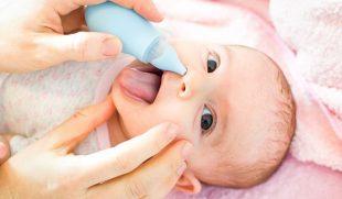 [Hướng dẫn] Rửa mũi cho trẻ sơ sinh đúng cách và an toàn