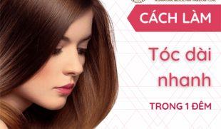 Tổng hợp 3 cách làm tóc dài nhanh trong 1 đêm được nhiều người áp dụng