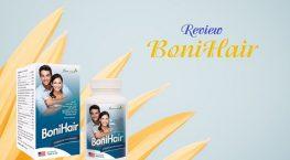 [ Tìm Hiểu ]: Thuốc Bonihair chữa rụng tóc có tốt không?